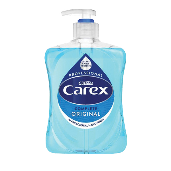 Carex Antibacterial Handwash 250ml KJEYS2502/6