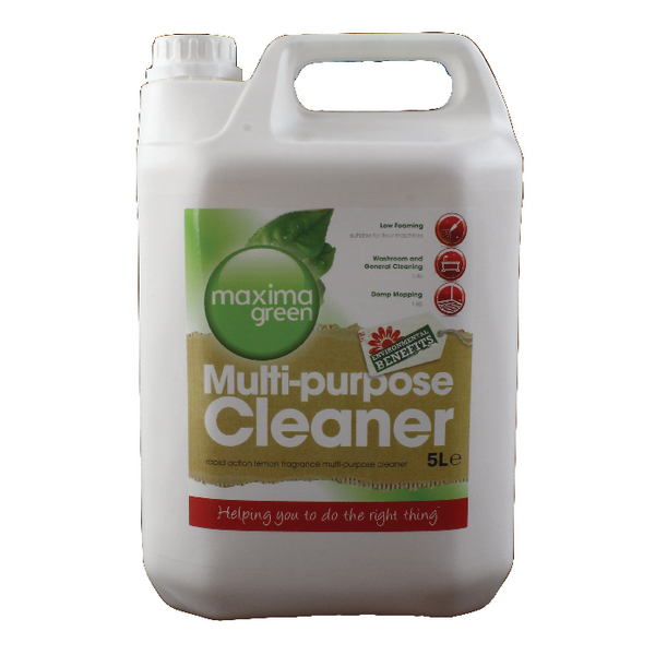 Maxima Multi-Purpose Cleaner 5 Litre (Pack of 2) VSEMAXC54G