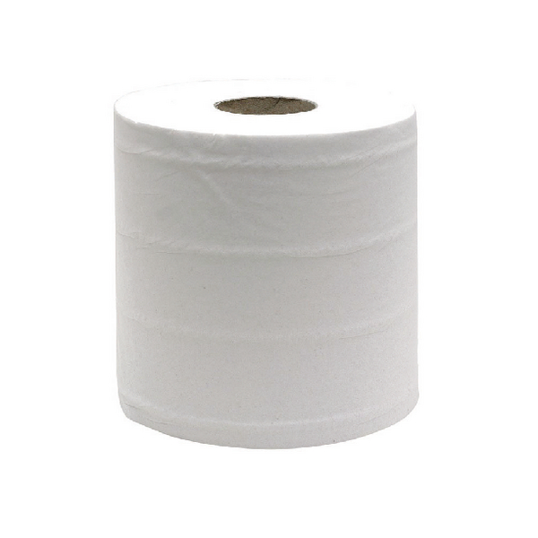 Image for Maxima Green 2-Ply White Centrefeed Hand Wiper 150 Metres (Pack of 6) KMAX4695G