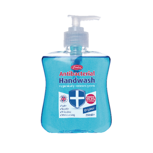 Image for 250ml Antibacterial Hand Wash (Pack of 2) KCWMAS/2