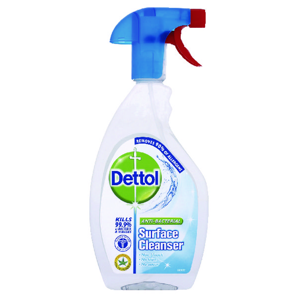 Dettol Antibacterial Spray 500ml 1014148