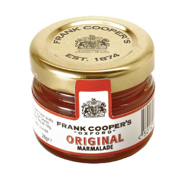 Frank Coopers Mini Marmalade Jar 28g NST760