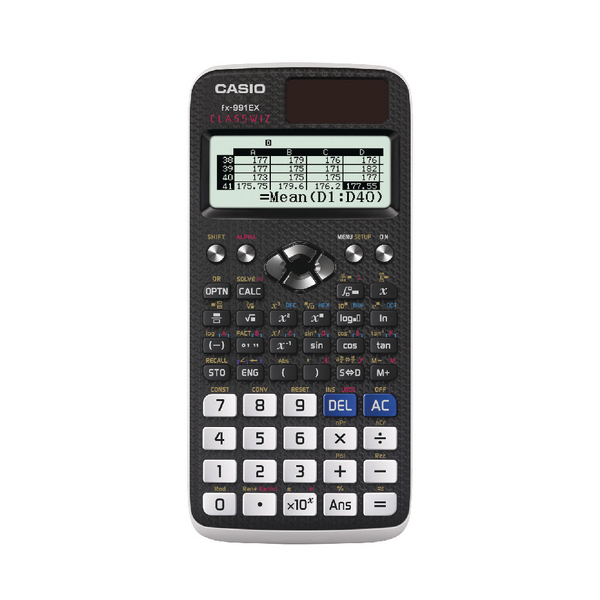 Casio Graphic Calculator FX-991EX-S-UT