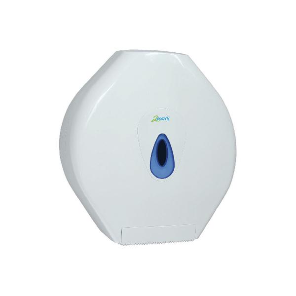 2Work Standard Jumbo Toilet Roll Dispenser