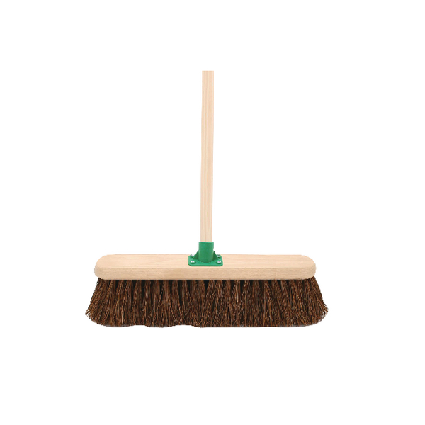 Bassine Broom With Handle 18 Inch VOW/G.12/BKT/C4
