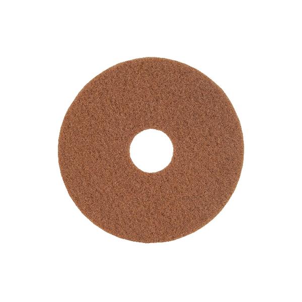 Standard Speed Floor Pad Tan 15 Inch (Pack of 5) 102508