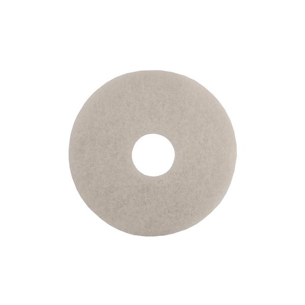 15in Standard Speed Floor Pad White Pack of 5 102696