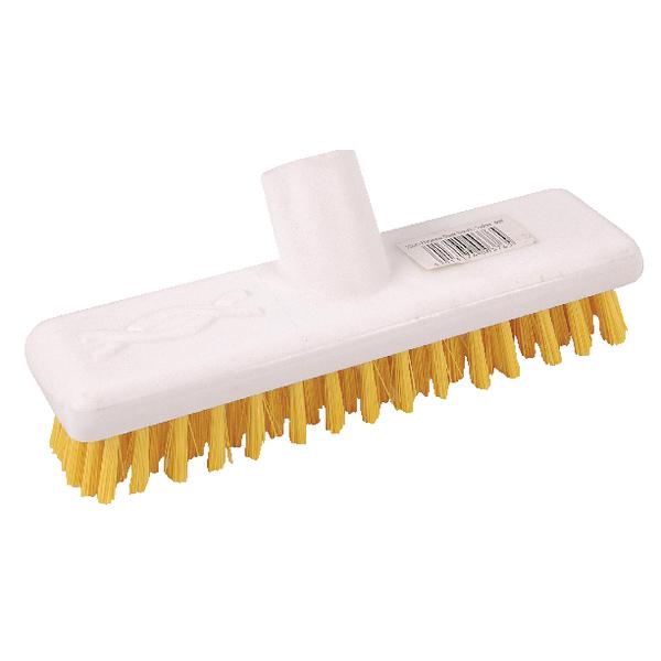 Washable Deck Scrub Yellow WDHYYE05L