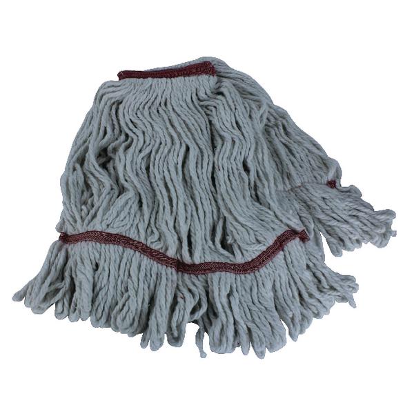 Kentucky Mop Head 450g Red (Washable pure yarn mop head) 100921RD