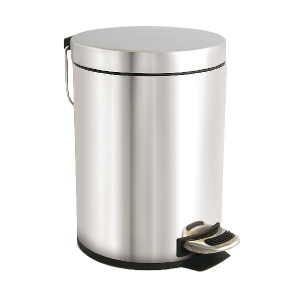 Stainless Steel Pedal Bin 5 Litre VOW/PB.05