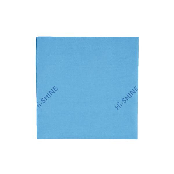 Hi-Shine Cloth 400x400mm Blue (Pack of 10) IDHB410O