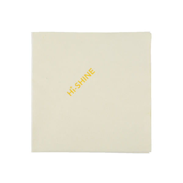 Hi-Shine Cloth Yellow 40x40cm Pack of 10 MIDHY410O
