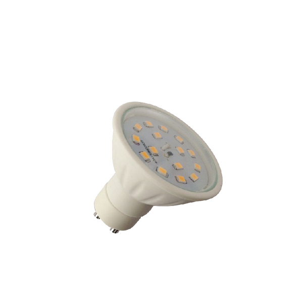 Image for 5W GU10 400LM Warm White LED Lamp SMDGU5WW