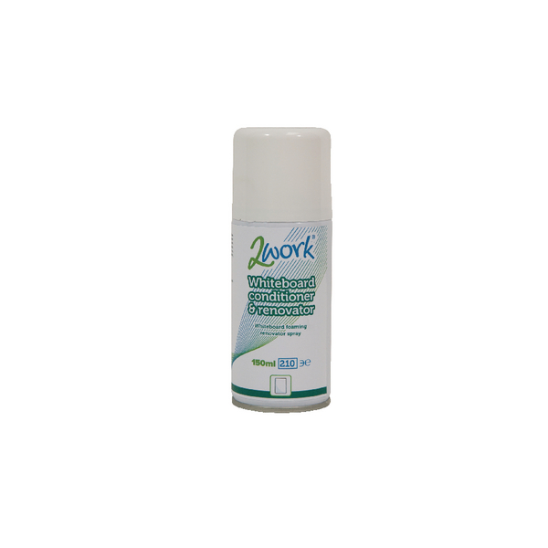 2Work Whiteboard Renovator 125ml AWRS150TWK