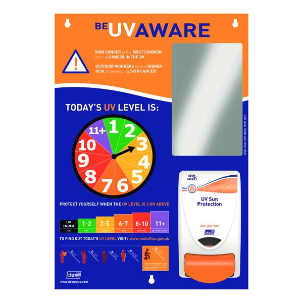 Deb Stokoderm UV Skin Safety Centre SSCSUN1EN