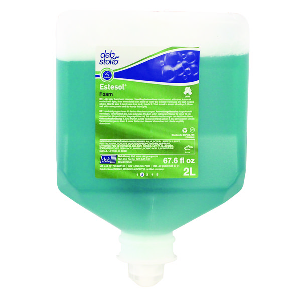 Deb Estesol FX Powerfoam Cartridge 1 Litre EFM1L