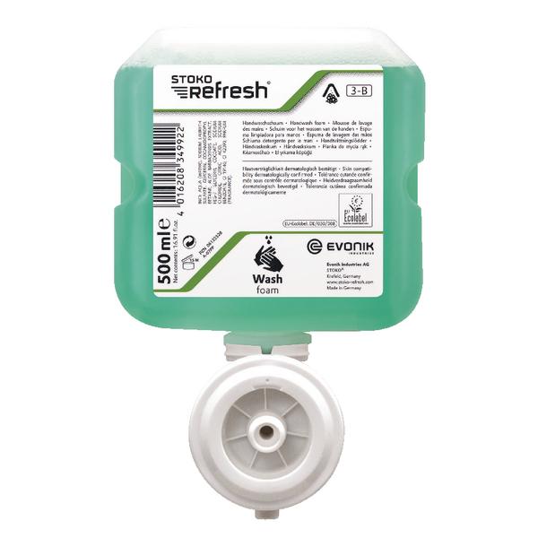 Deb Foam Soap Cartridge Perfumed 500ml 34993
