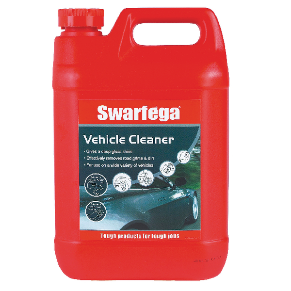 Deb Swarfega Vehicle Cleaner 5 Litre (Pack of 2) SVC5LB