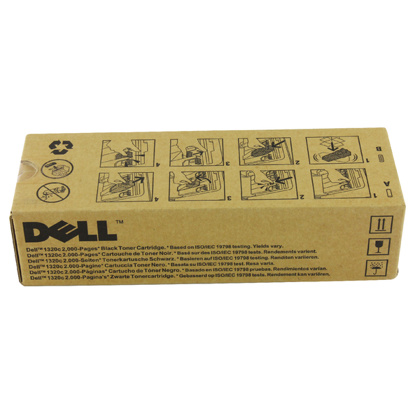 Dell Black Toner Cartridge High Capacity 593-10258