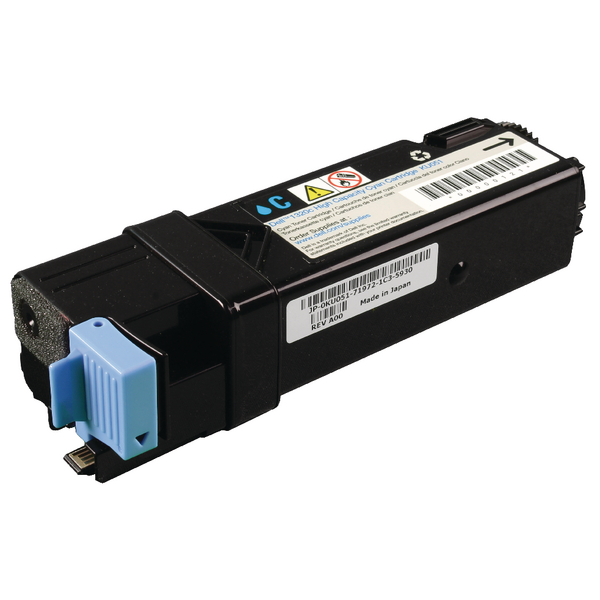 Dell Cyan Toner Cartridge High Capacity 593-10259