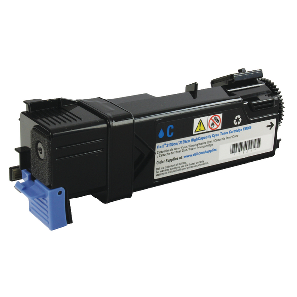 Dell Cyan High Capacity Laser Toner Cartridge 593-10313