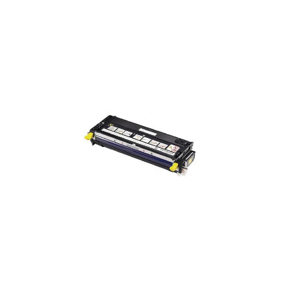 Dell Yellow Toner Cartridge High Capacity 593-10291