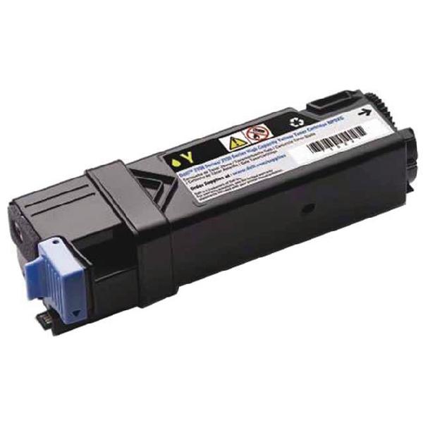 Dell Yellow Toner Cartridge High Capacity 593-11037