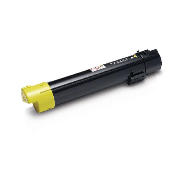 Dell Yellow Toner Cartridge 593-BBCL