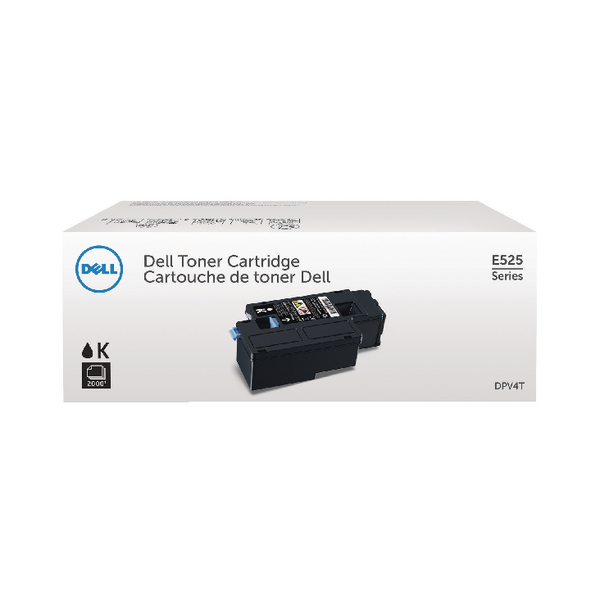 Dell Black Toner Cartridge 593-BBLN