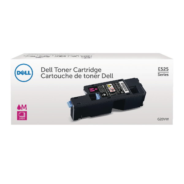 Dell Magenta Toner Cartridge 593-BBLZ