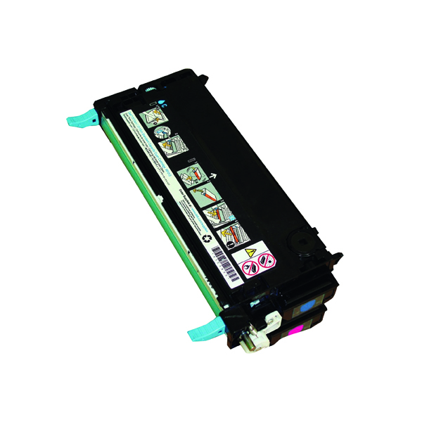 Dell Cyan Toner Cartridge High Capacity 593-10171
