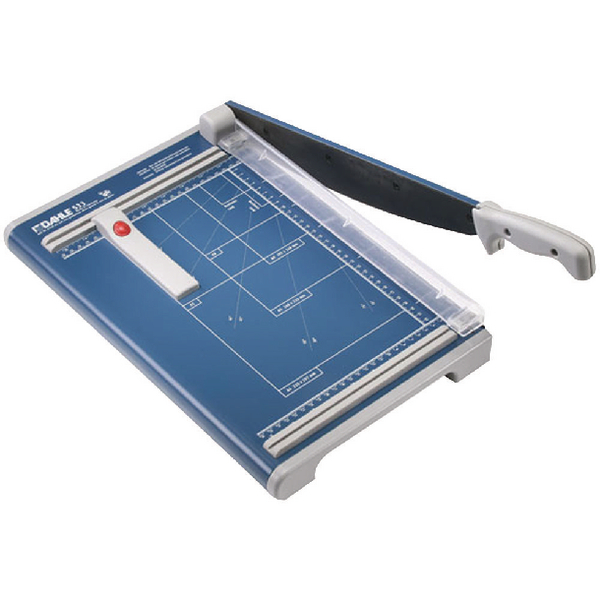 Dahle 340mm A4 Paper Guillotine (15 Sheet Capacity) 533