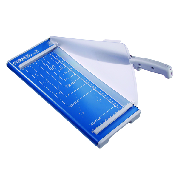 Dahle A4 Personal Guillotine (320mm Cutting Length, 8 Sheet Capacity) 502