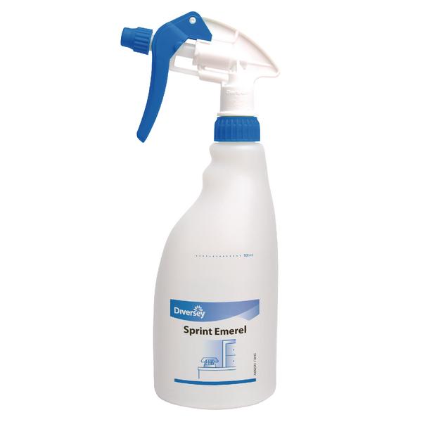 Sprint 200 Spray Bottle 0.5 Litre (Pack of 5) 7513961