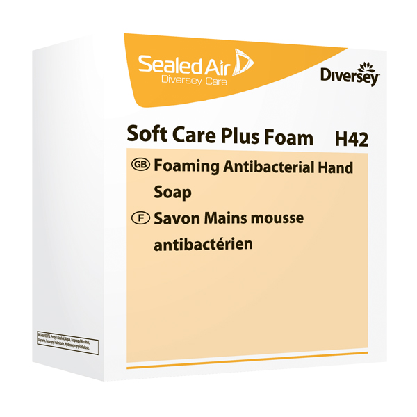 Diversey Soft Care Plus Foam H42 6x0.7L 100954736