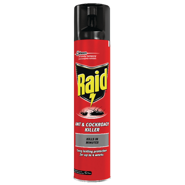 Image for Raid Ant and Cockroach Killer 300ml 665992