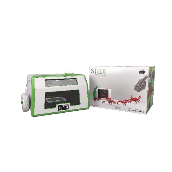 ST3Di Green/White ModelSmart Pro 200 3D Printer ST-1002-00