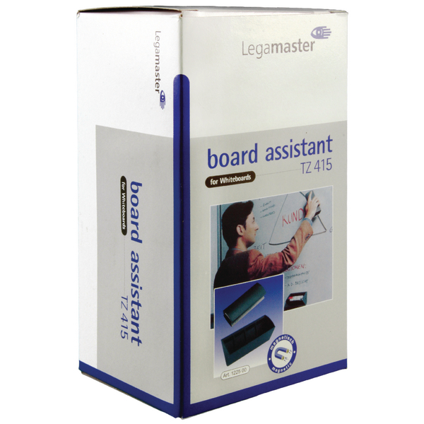 Image for Legamaster Whiteboard Assistant Eraser/Marker Holder 1225-00