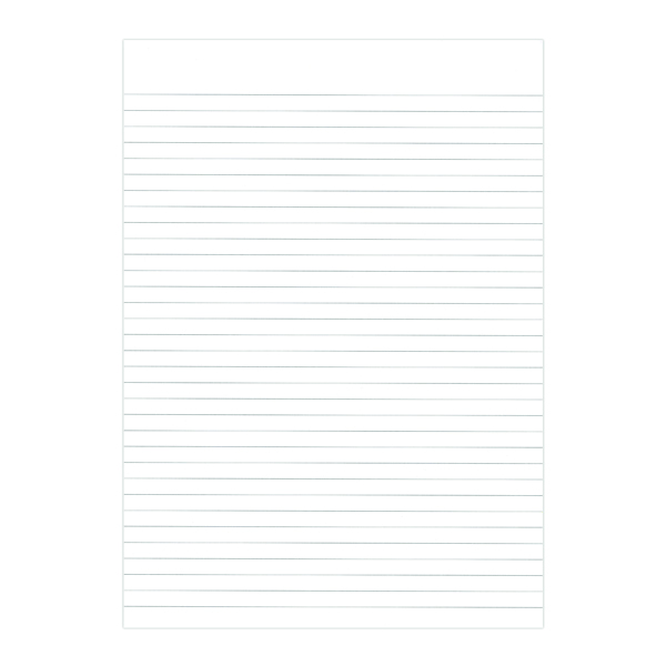Graffico Recycled Wirebound Memo Pad 160 Pages A4 (Pack of 10) 9100036