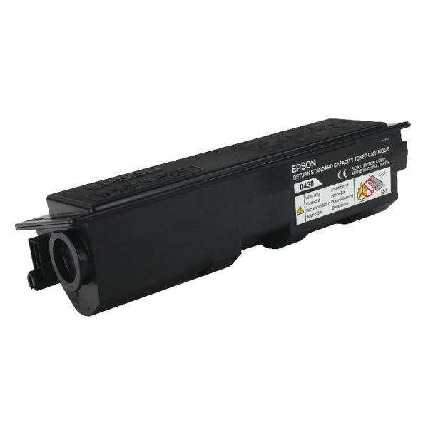 Epson S050438 Black Return Toner Cartridge C13S050438 / S050438