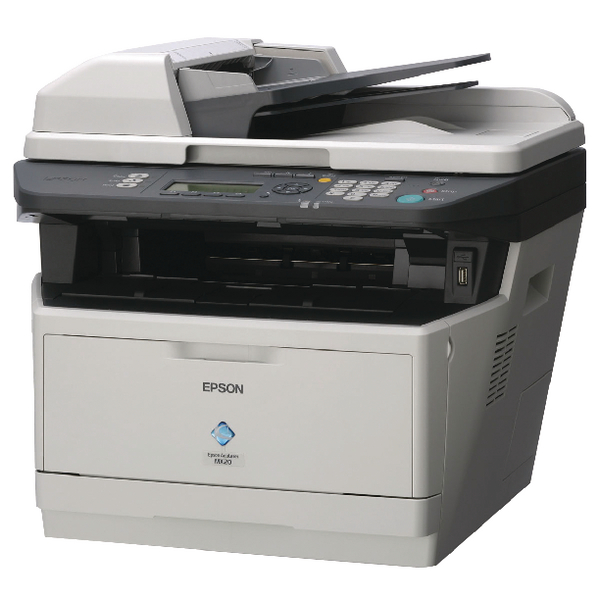 Epson Grey Aculaser MX20DTNF All-in-One Printer C11CA95011BY