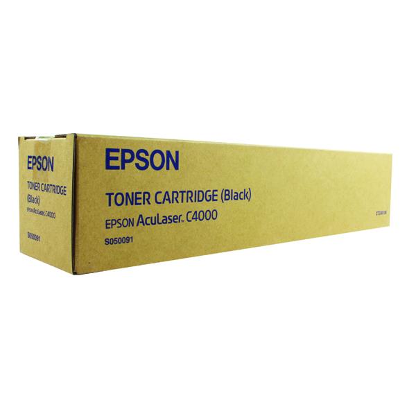 Epson S050091 Black Toner Cartridge C13S050091 / S050091