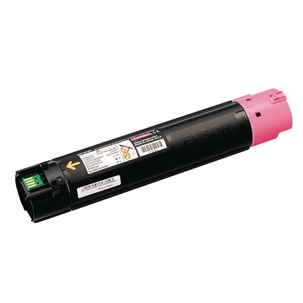 Epson AcuLaser C9100 Acubrite Magenta Toner Cartridge S050196 C13S050196