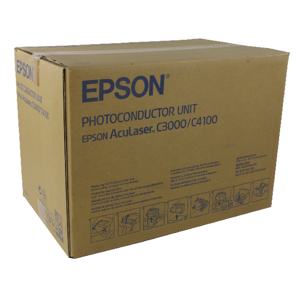 Image for Epson AcuLaser 4100 Photoconductor Unit C13S051093