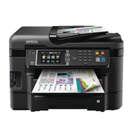 Epson WF-3640DTWF Multifunction Machine