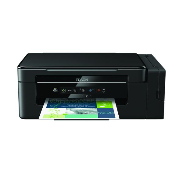 EcoTank ET-2600 Inkjet Printer in Black C11CF46401