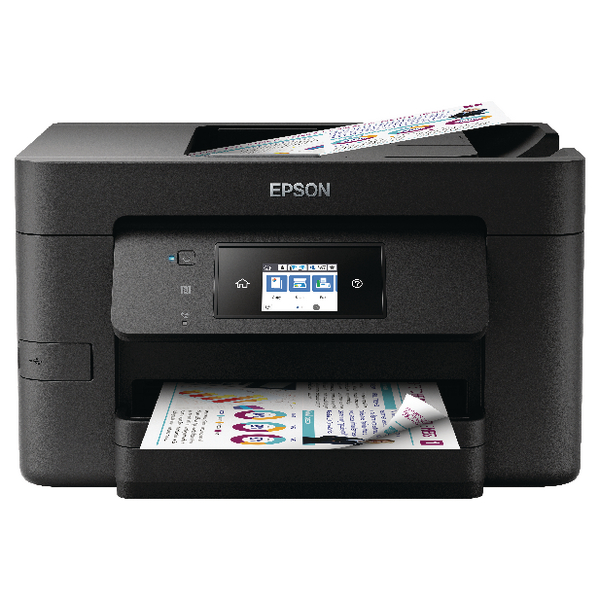 Epson WorkForce Pro WF-4720DWF Printer C11CF74401