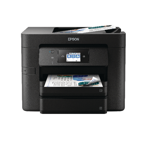 Epson WorkForce Pro Inkjet Printer WF-4730DTWF C11CG01401