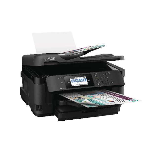 Epson WorkForce Inkjet Printer WF-7710DWF
