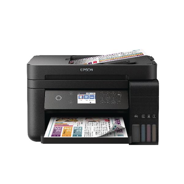 Epson EcoTank Inkjet Printer ET-3750 C11CG20401CA